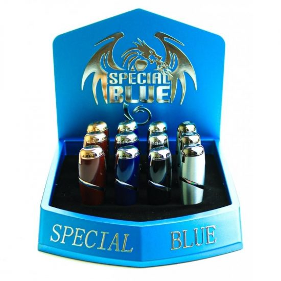 Special Blue Pro-3 Lighter 12 Pieces